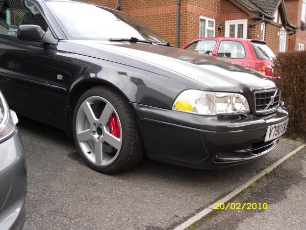 Mikesc70t5 S Garage 1999 Volvo C70 T5 Manual Me7