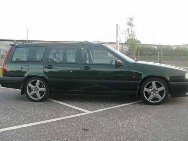 volvo's Garage :: Volvo 850 T5R