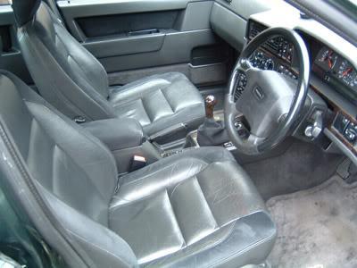 V70 Graham's Garage :: 1995 Volvo 850 T5R