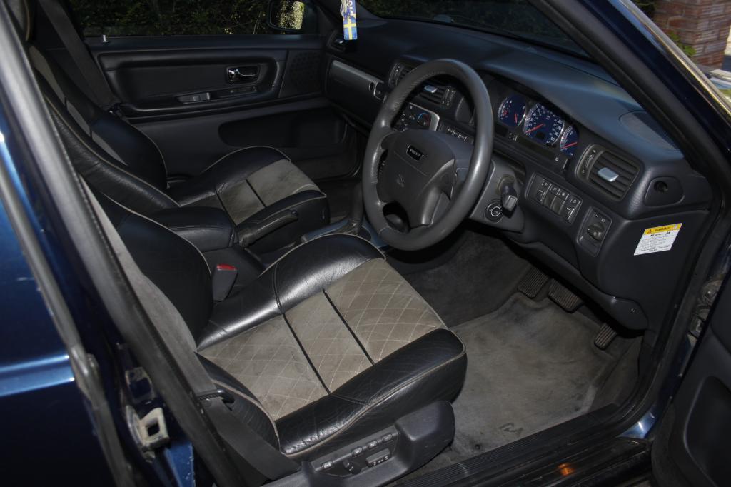 Acidicdavey S Garage 98 V70 Awd The Volvo With A Twist