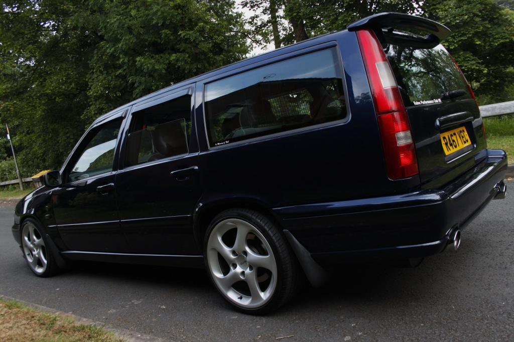 Acidicdavey S Garage 98 V70 Awd The Volvo With A Twist